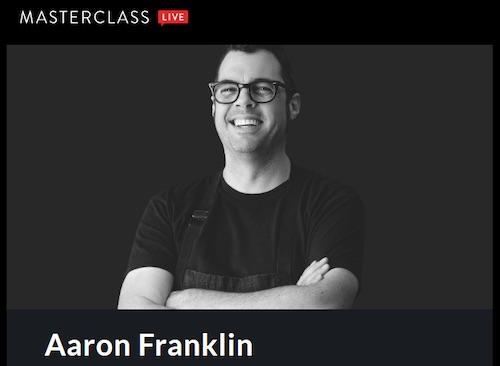 Aaron Franklin Live