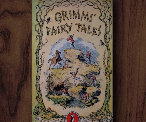 Margaret Atwood's Grimm's Fairy Tales book