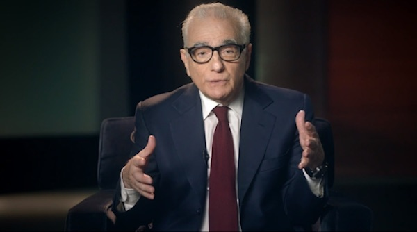 Martin Scorsese explaining his inspiration