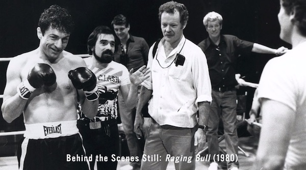 Behind the scenes of Raging Bull