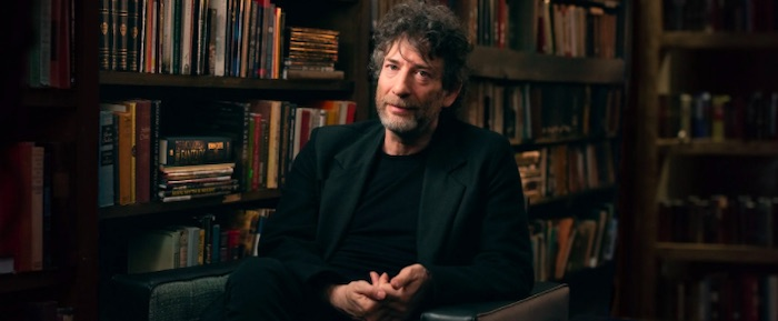 Neil Gaiman teaches writing