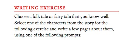 Neil Gaiman exercise