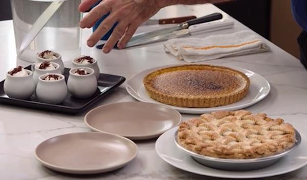 Keller teaching desserts