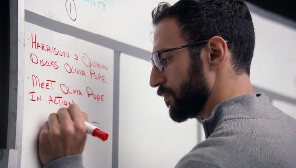 A student of Shonda Rhimes MasterClass