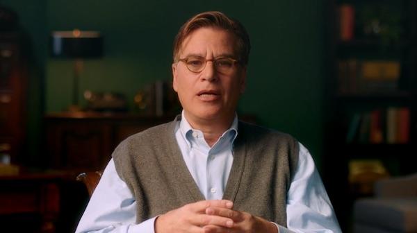 Aaron Sorkin teaching his MasterClass