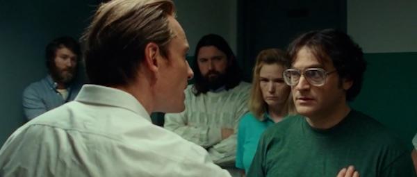 Aaron Sorkin analysing a scene from Steve Jobs