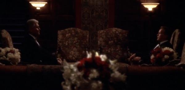 A scene from Aaron Sorkin's MasterClass