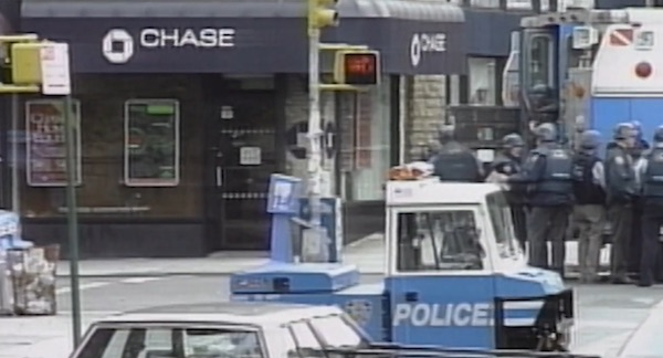 Chase Manhattan bank robbery case study