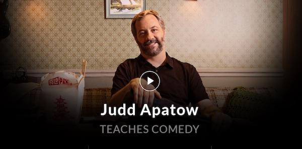 Inside Judd Apatow's MasterClass