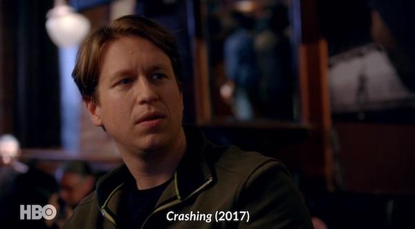 Judd Apatow MasterClass case study of Crashing