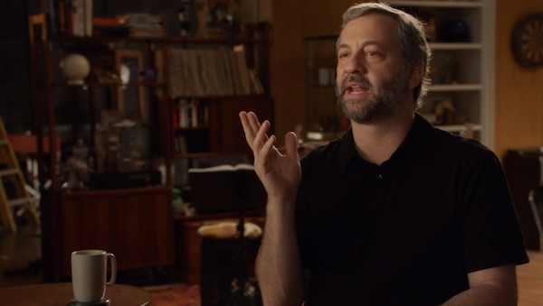 Judd Apatow revealing comedy secrets