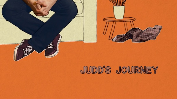 Judd's journey in comedy and joke telling