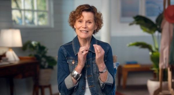 Judy Blume teaching her MasterClass