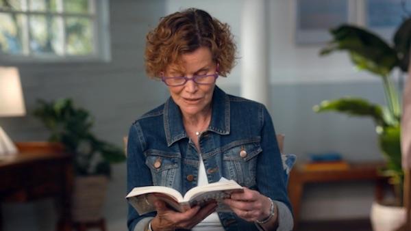 Judy Blume reading