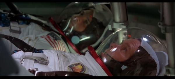 A scene from Ron Howard's Apollo 13