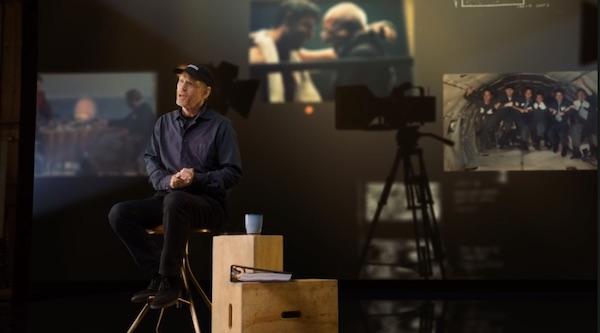 Ron Howard teaches directing