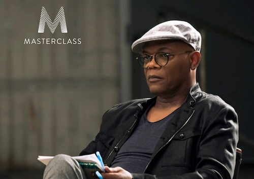 Samual L Jackson MasterClass