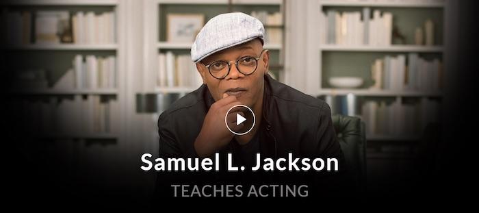 Samuel L Jackson MasterClass review