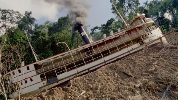 A scene from Fitzcarraldo