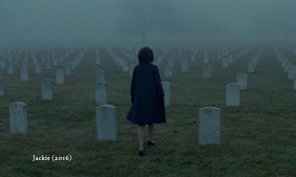A scene from Jackie, a Natalie Portman movie