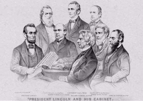 Doris Kearns Goodwin's Lincoln case study