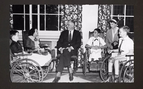 Doris Kearns Goodwin's case study of Roosevelt