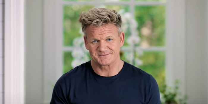Getting to know Gordon Ramsay