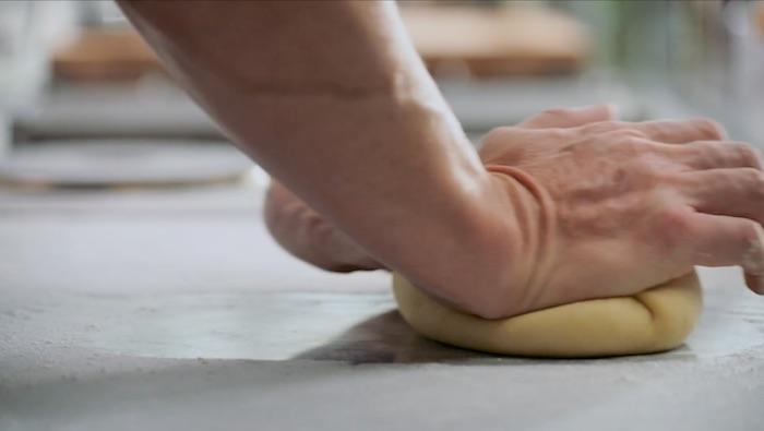 Gordon Ramsay teaching pasta in his MasterClass