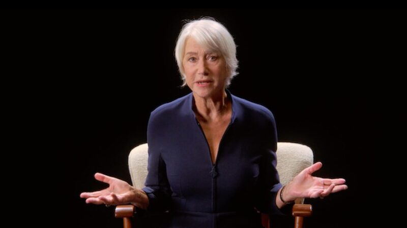 Helen Mirren MasterClass Review