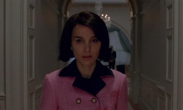 Natalie Portman as Jackie