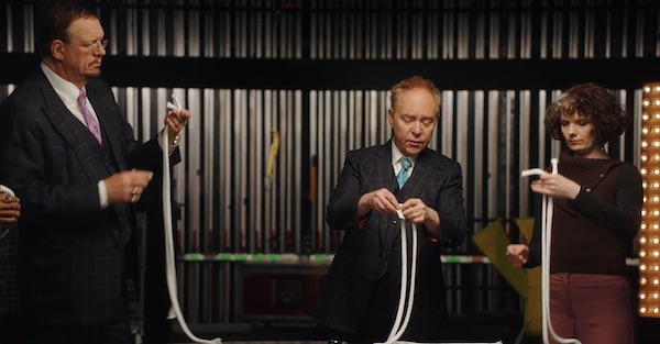 Penn and Teller teaching rope magic