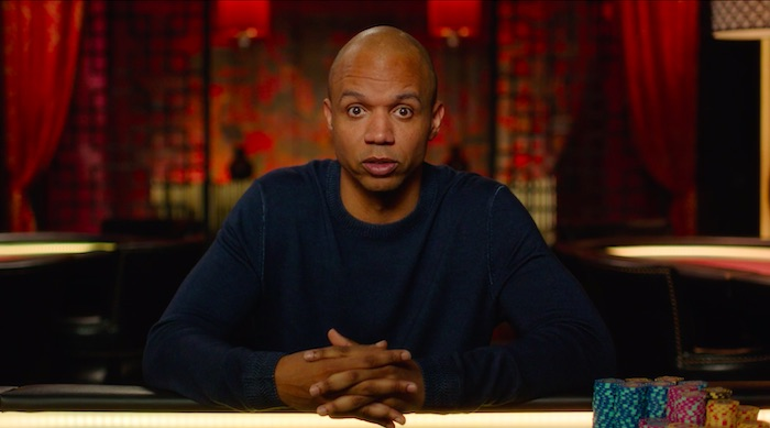 A scene from Phil Ivey's MasterClass