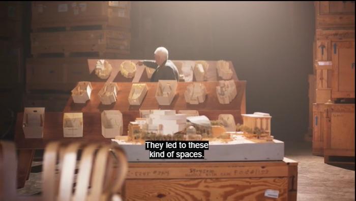 Frank Gehry MasterClass case studies