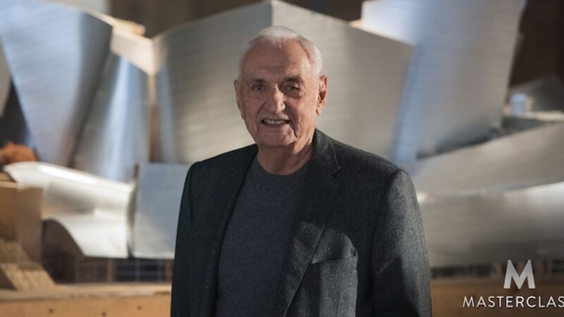 Frank Gehry MasterClass Review