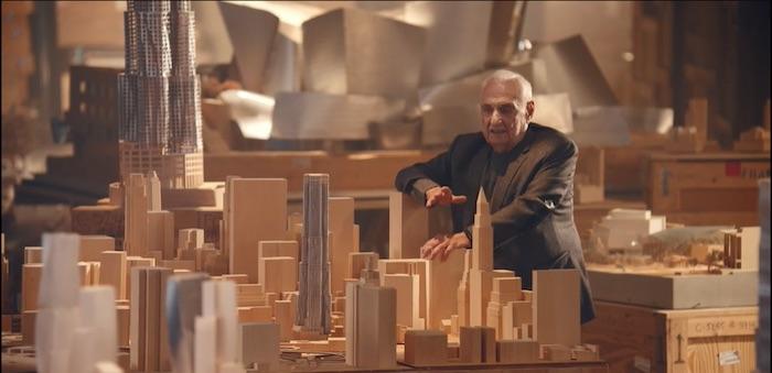 Frank Gehry MasterClass