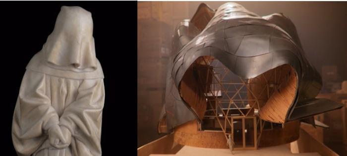 Illustrations from Frank Gehry's MasterClass