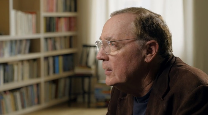 James Patterson in his writing MasterClass