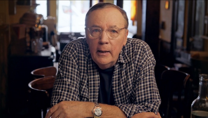 James Patterson teaching character development
