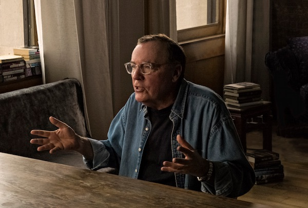 James Patterson teaching marketing for writers