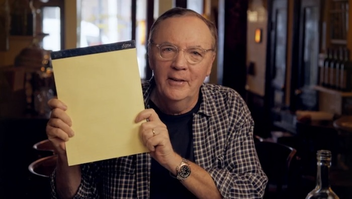 James Patterson teaching research