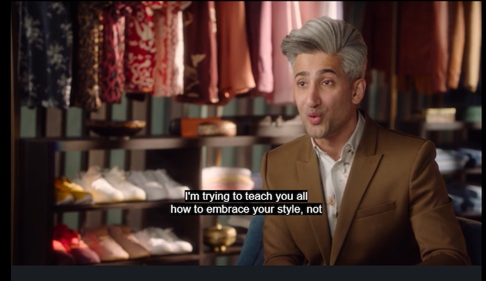 Tan France on developing your style