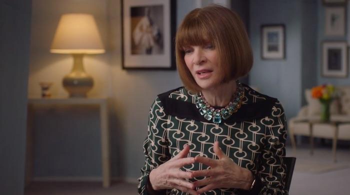 Anna Wintour on creative leaders