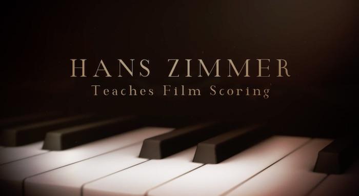 Hans Zimmer Teaches Film Scoring