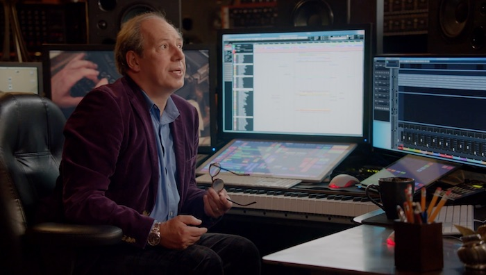 Hans Zimmer explaining the life of a composer