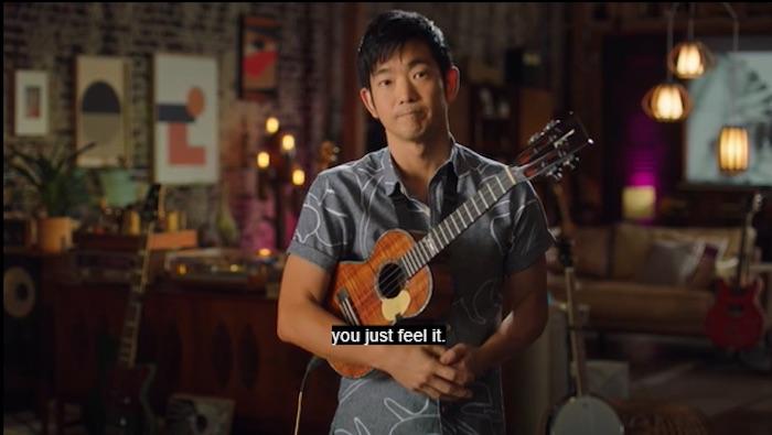Jake Shimabukuro on vibrato