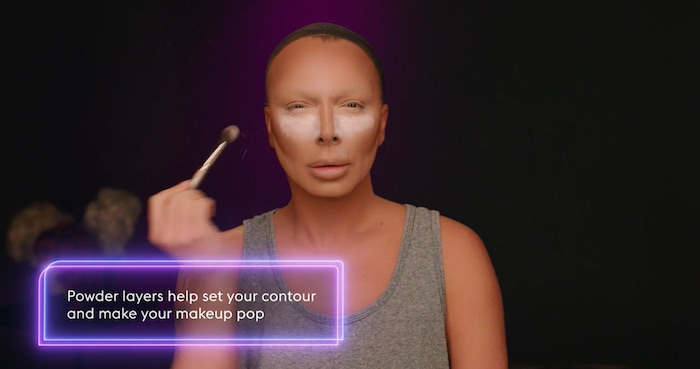 Learning tips in RuPaul's MasterClass