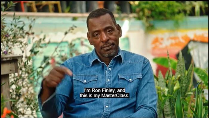 Ron Finley MasterClass