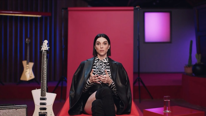 St. Vincent's MasterClass on Creativity and Songwriting