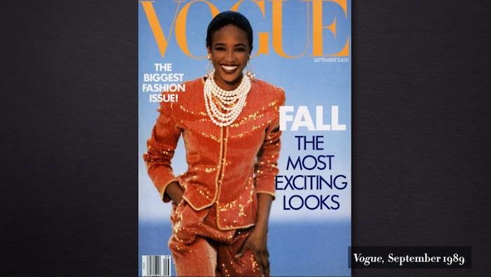Vogue, September 1989