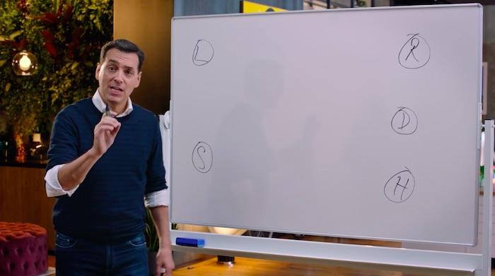 Daniel Pink teaching